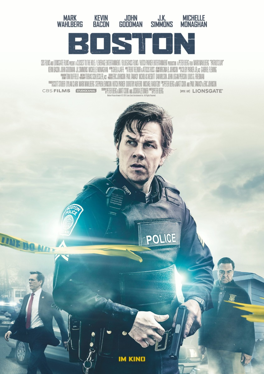 Boston (Patriots Day) – Review