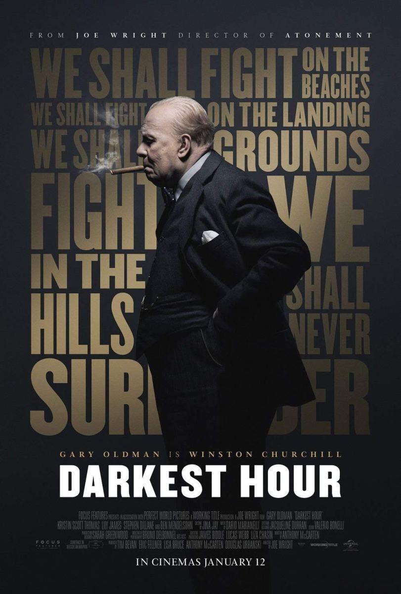 Die dunkelste Stunde (Darkest Hour) – Review