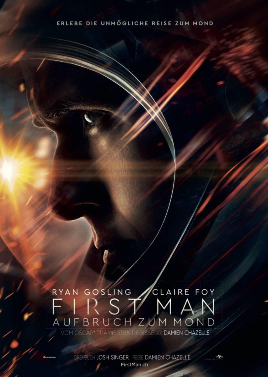 First Man (Aufbruch zum Mond) – Review