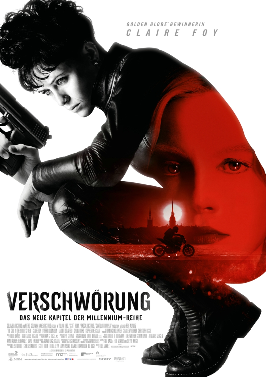 Verschwörung (The Girl in the Spider's Web) – Review
