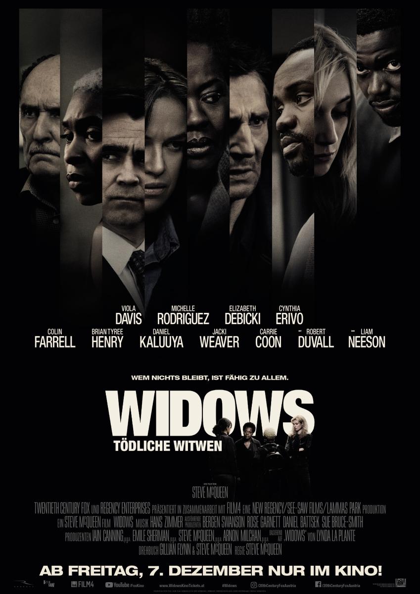 Widows (Tödliche Witwen) – Review
