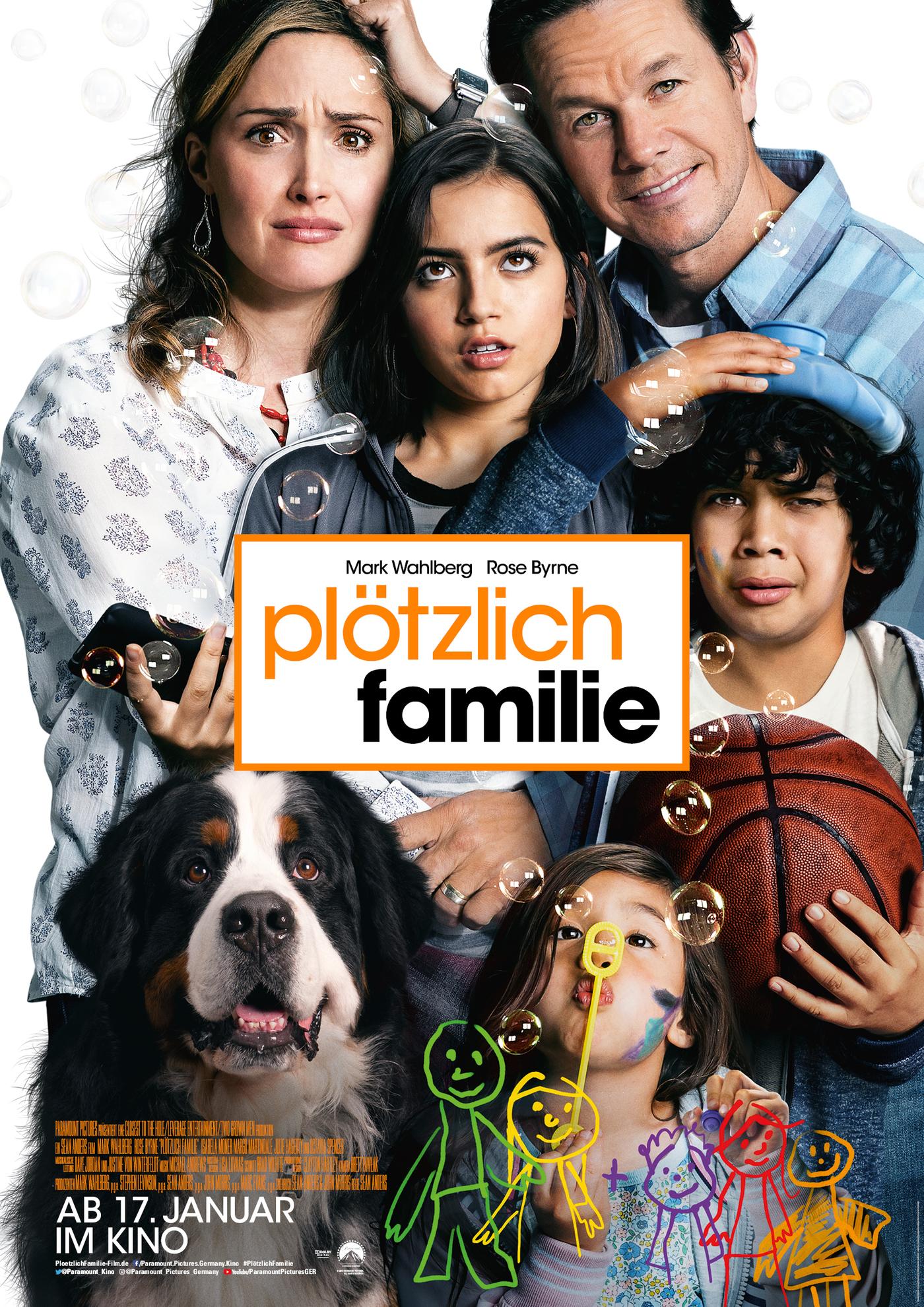 Plötzlich Familie – Review