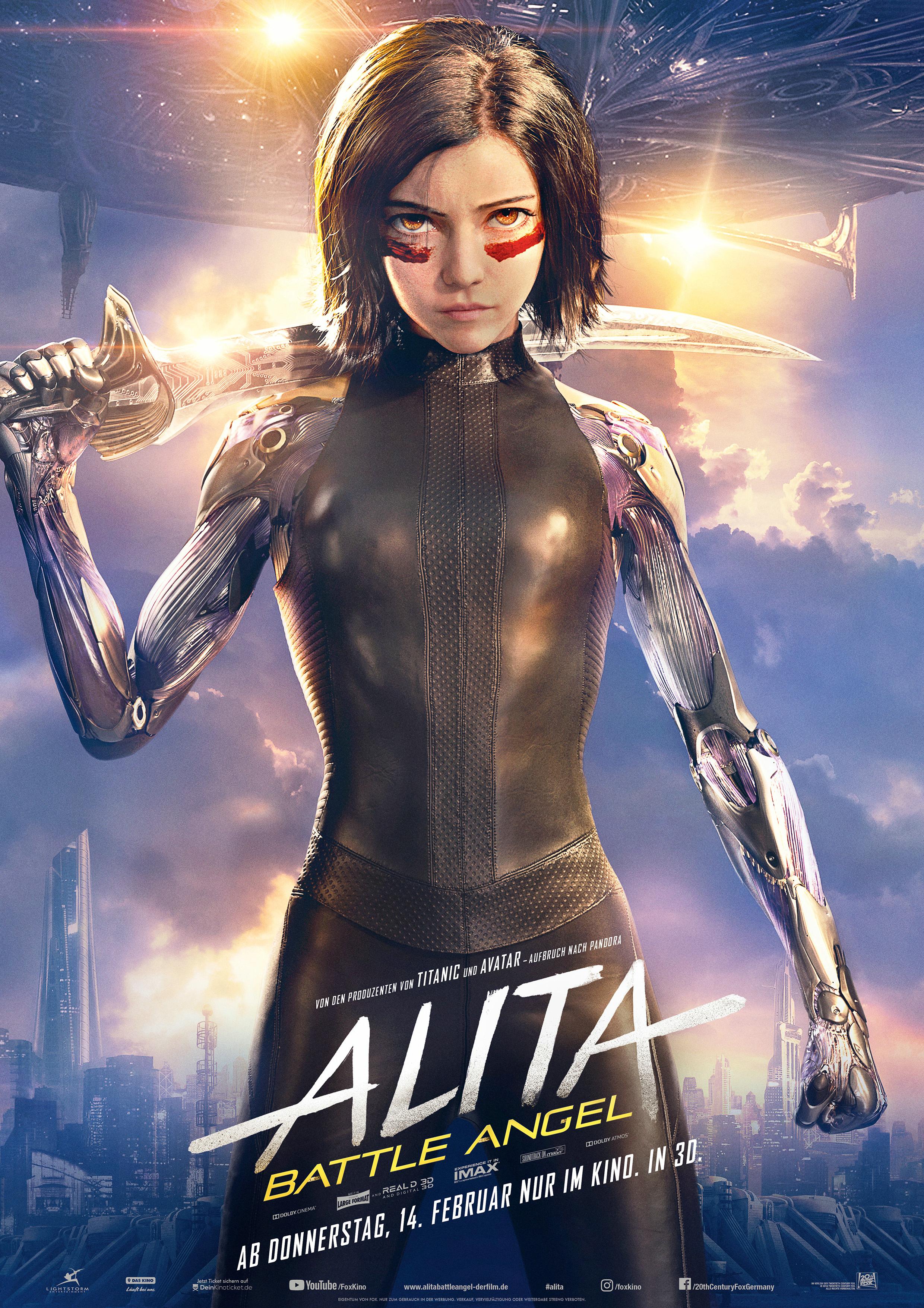 Alita: Battle Angel – Review