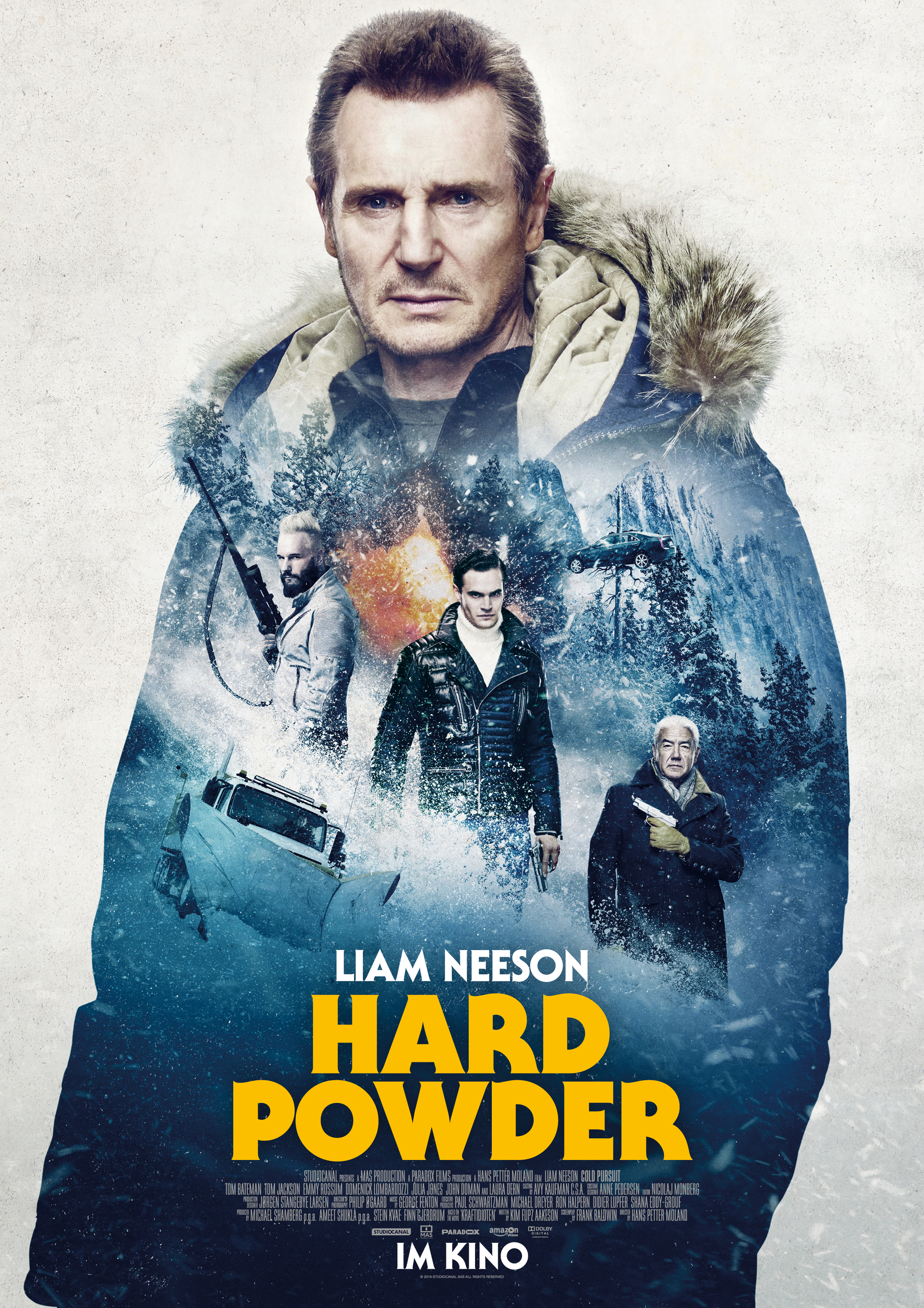 Hard Powder – Review