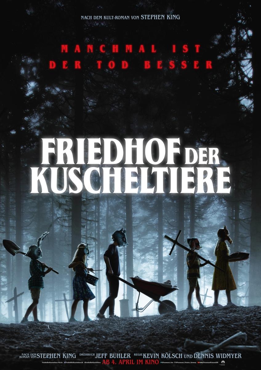 Friedhof der Kuscheltiere – Review