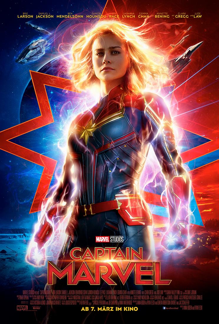Captain Marvel – XXL Review