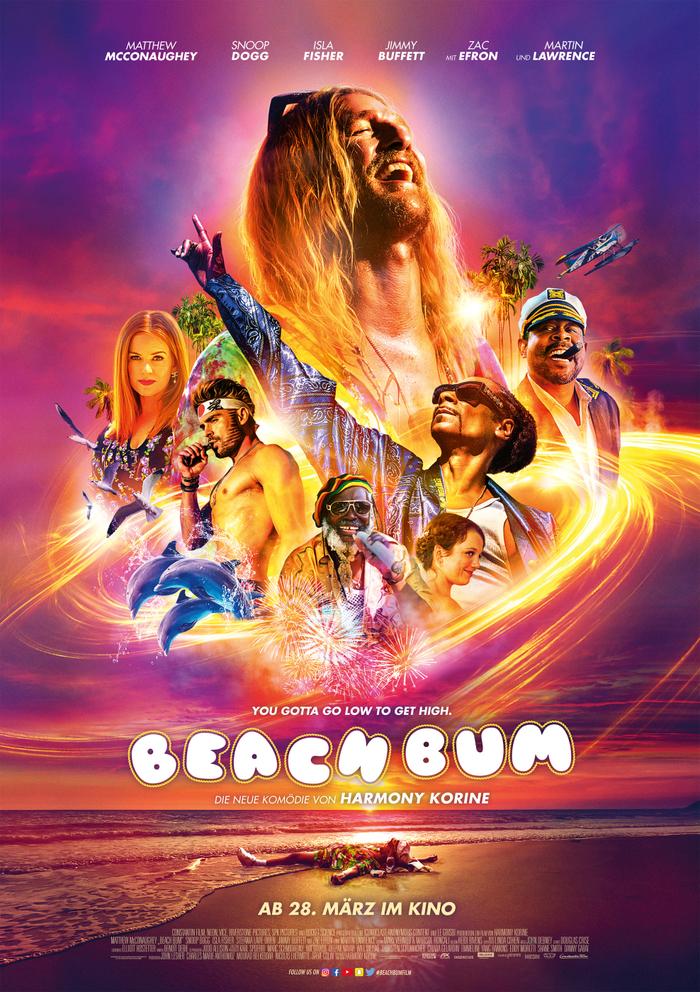 Beach Bum – Review