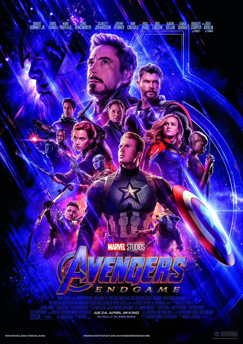 Avengers: Endgame – Review