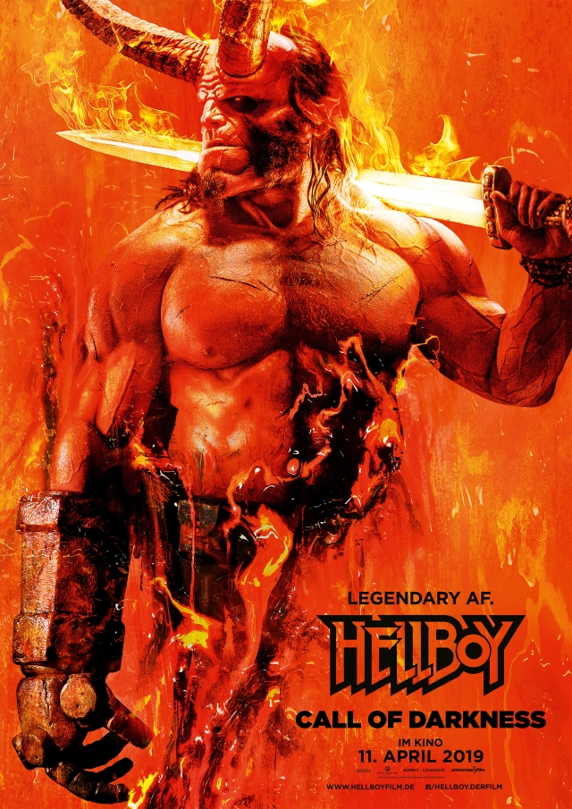 Hellboy – Call of Darkness – Review