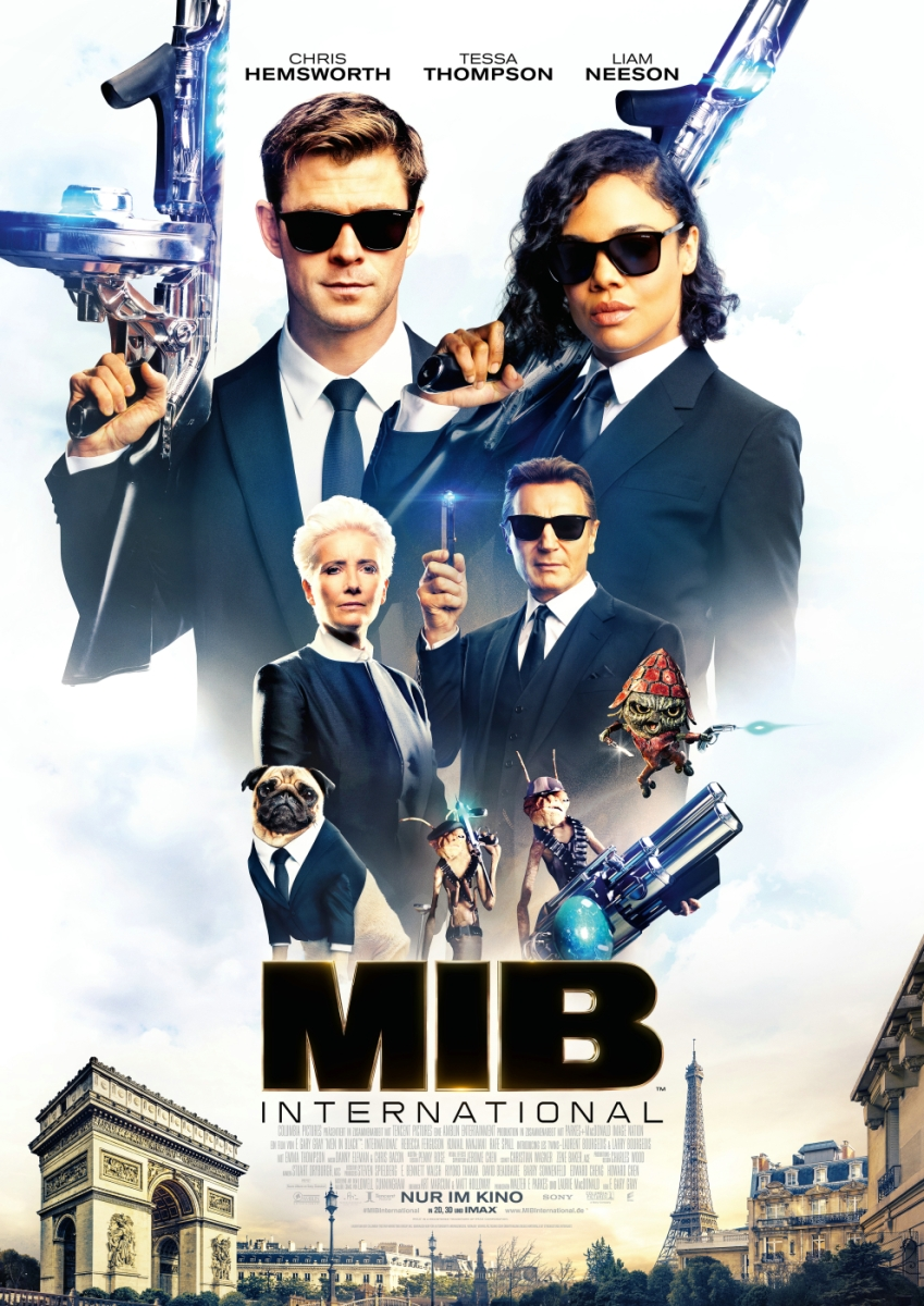 Men in Black: International – Review