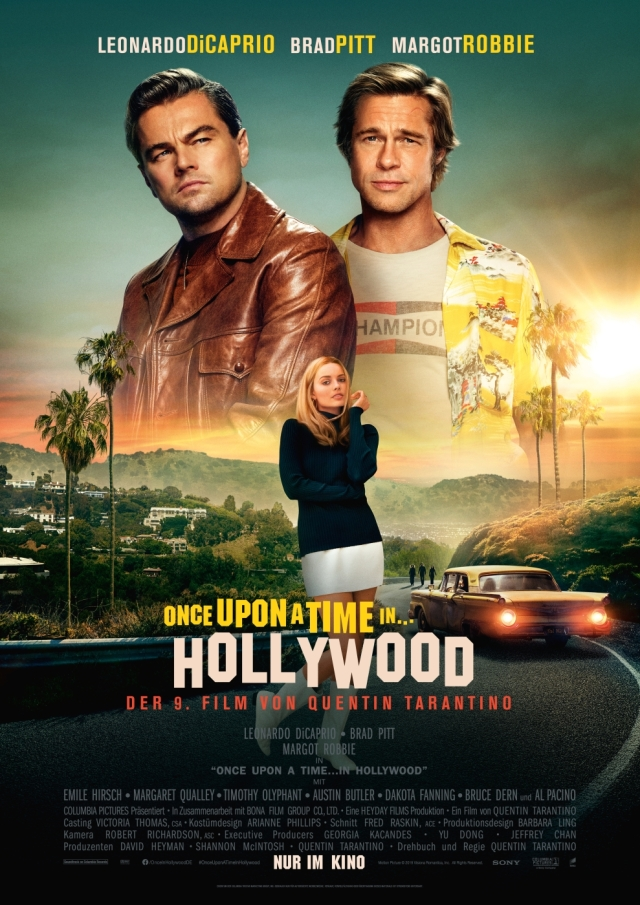 Once Upon a Time in … Hollywood – Review