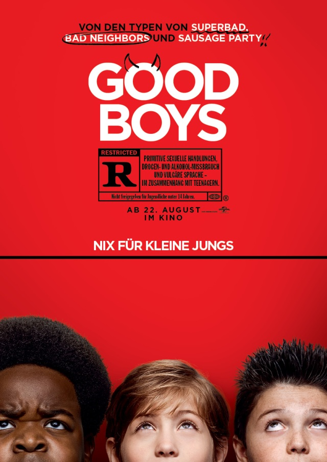 Good Boys – Review